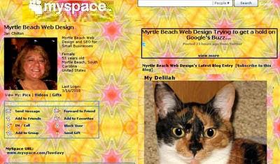 Jan Chilton on Myspace