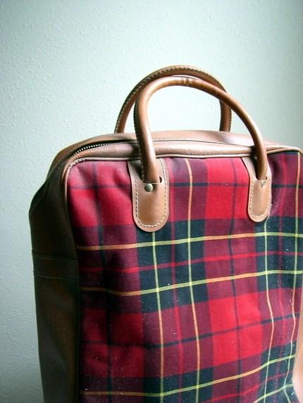 [tartan+bag]