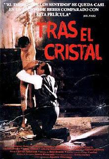Tras el cristal Poster