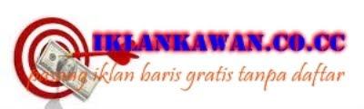 IKLAN BARIS GRATIS TANPA DAFTAR