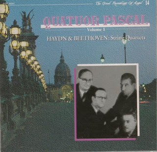 quatuor pascal