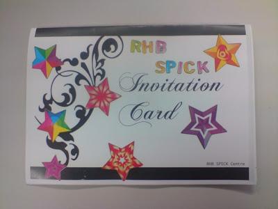 Novemberlapanbelas invitation card meriah sungguh invitation card yang depa dok buat nie baru kreatif namanya stopboris Images