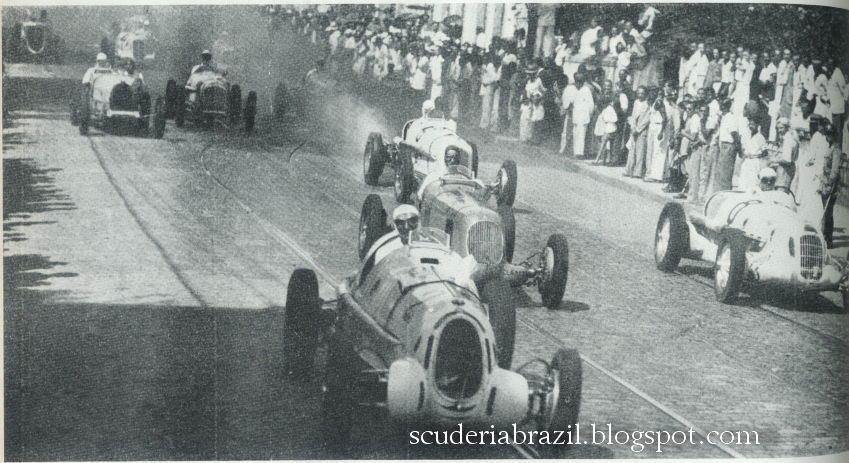 Circuito Da Gavea : Scuderia brazil º circuito da gávea