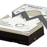 hard disk rotti buttare spazzatura napoli