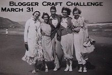 Blogger Craft Challenge