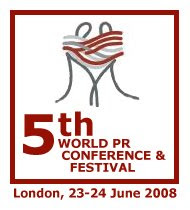 5th World PR Conference, London
