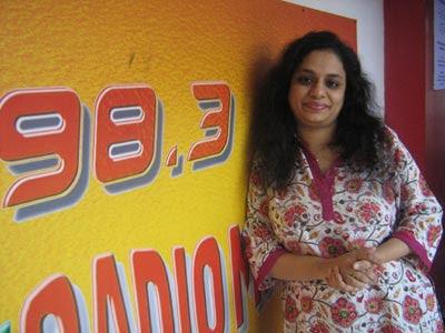 Sujatha, Radio Jockey, Radio Mirchi