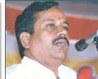 H Raja, Vice President, BJP, Tamilnadu