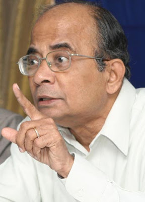 N Vittal, former central vigilance commissioner of india