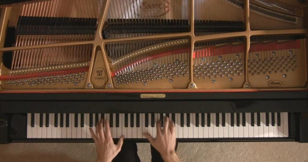 Art Facts How To Film A Piano From Above