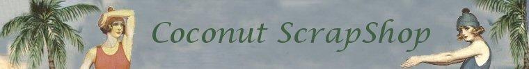 Coconut ScrapShop