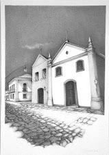 Iglesia del Rosario - Paraty - Brasil