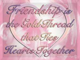 FRIENDSHIP IS THE GOLD THREAD AWARD