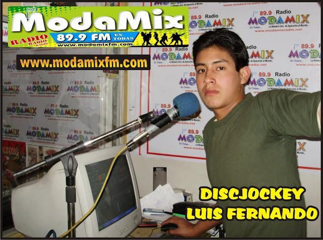 DISJOCKEY LUIS FERNANDO