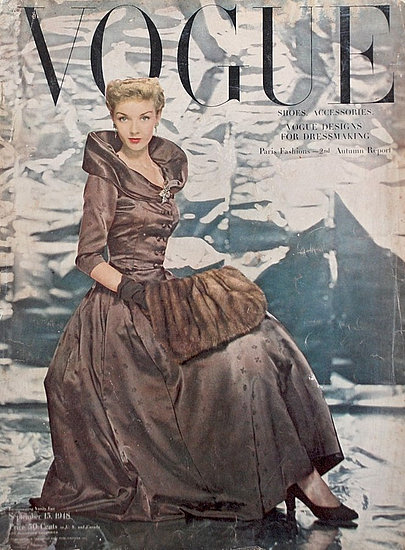 an eye for vintage vintage 1940s vogue magazine covers