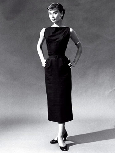 An Eye For Vintage Style Icon Audrey Hepburn