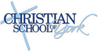 Visit the Christian School of York Web Site