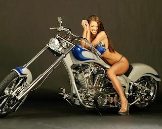 Harley Davidson Babes Wallpaper