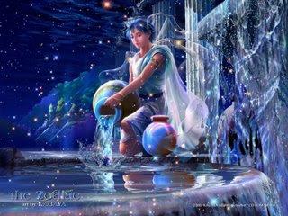 Zodiac signs Aquarius - Rezzan Kirazdan 2009 Y�l� Bur� Yorumlar�..