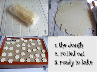 homemade puff pastry dough