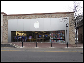 Apple Store, Naperville, Illinois