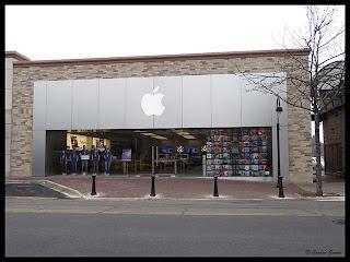 Apple Store, Naperville, Illinois
