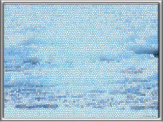 water art using Photoshop