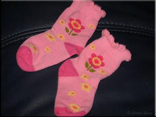 grandbaby's socks