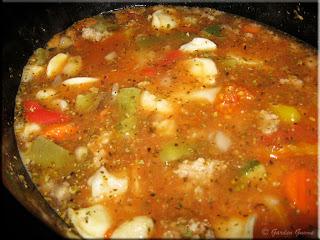 tortillini soup