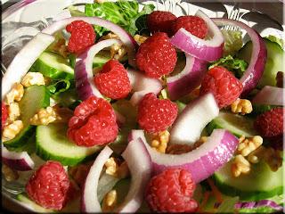 festive spring salad