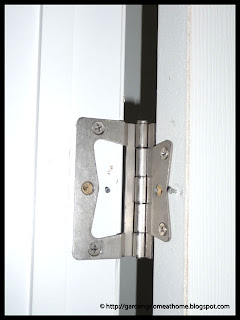 door hinge security solution