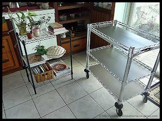 utility cart assembled