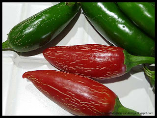 corking in jalapeno peppers
