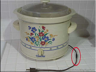 old Rival crockpot