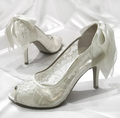Ladonna from White Label Bridal Shoes in Hartamas