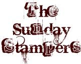 The Sunday Stampers Challenge