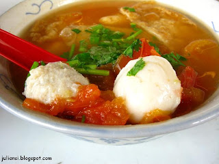 ... & beyond: Breakfast noodles @ Lee Wong Kee, Hilltop Kota Kinabalu