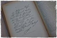 Hier findest Du mein Gästebuch.