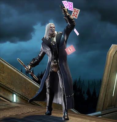 Gambit death costume