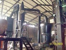 Proses Bubuk Bentonite