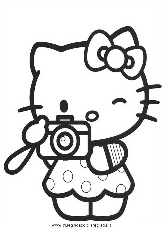 Hello kitty point disegni da colorare hello kitty for Disegni da colorare hello kitty