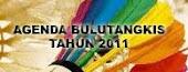 AGENDA BULUTANGKIS NASIONAL 2011