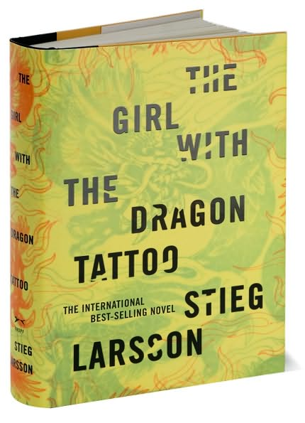 Reading Rainbow: The Girl with the Dragon Tattoo by Stieg Larsson