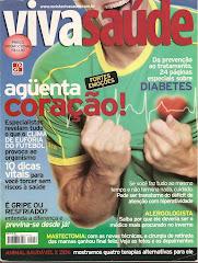 Revista Viva Saúde + CD