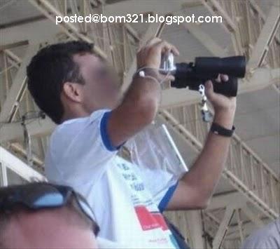 Lawak : Cara Unik Guna Kamera