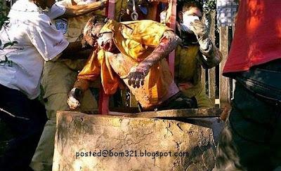 Gambar Mati Dalam Perigi !