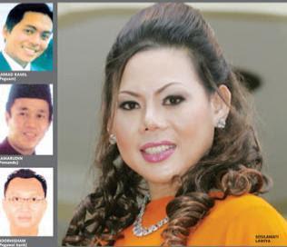 Keluarga Kamaruddin Adakan Solat Sunat Ghaib