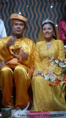 Awal Dan Tiz Dah Kahwin ?
