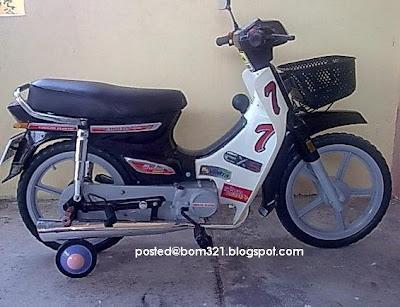 Basikal EX5?