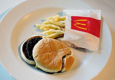 Burger McDonald's Tidak Busuk Selama 6 Bulan